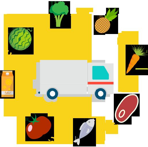 食材采购供应系统